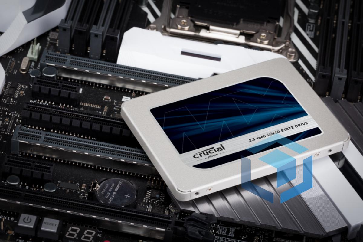 SSD Gaming Crucial MX500 1TB