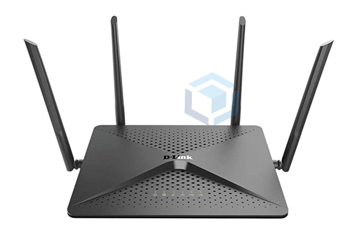 router wifi murah D-Link AC2600 EXO MU-MIMO Wi-Fi Router DIR-822