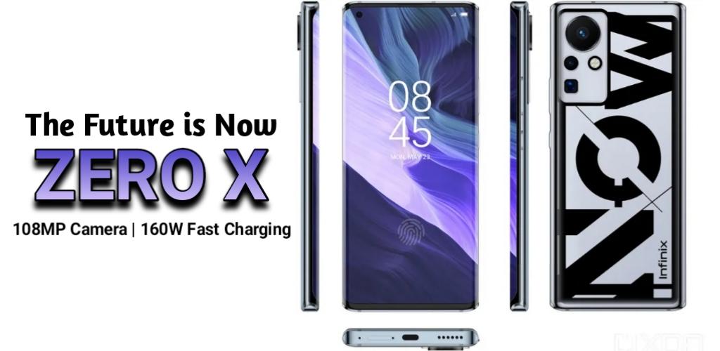 Infinix Zero X akan jadi ponsel pertama dengan pengisian 160W