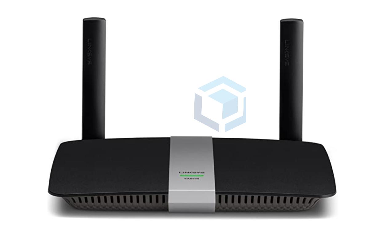 router wifi murah Linksys EA6350 AC1200+ Dual-Band Smart Wi-Fi Wireless Router