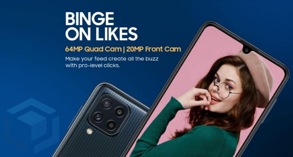 Samsung Galaxy M32 resmi diluncurkan dengan layar 90Hz