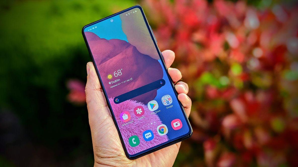 Bug di ponsel Samsung