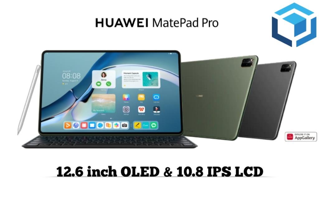 Spesifikasi Huawei MatePad Pro 12.6 dan 10.8 yang resmi rilis