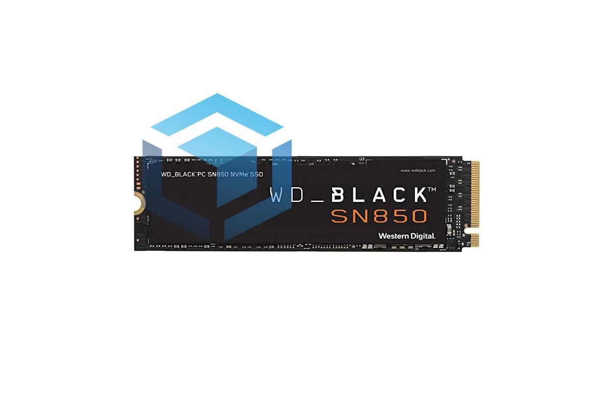 WD Black SN850 1TB NVMe SSD