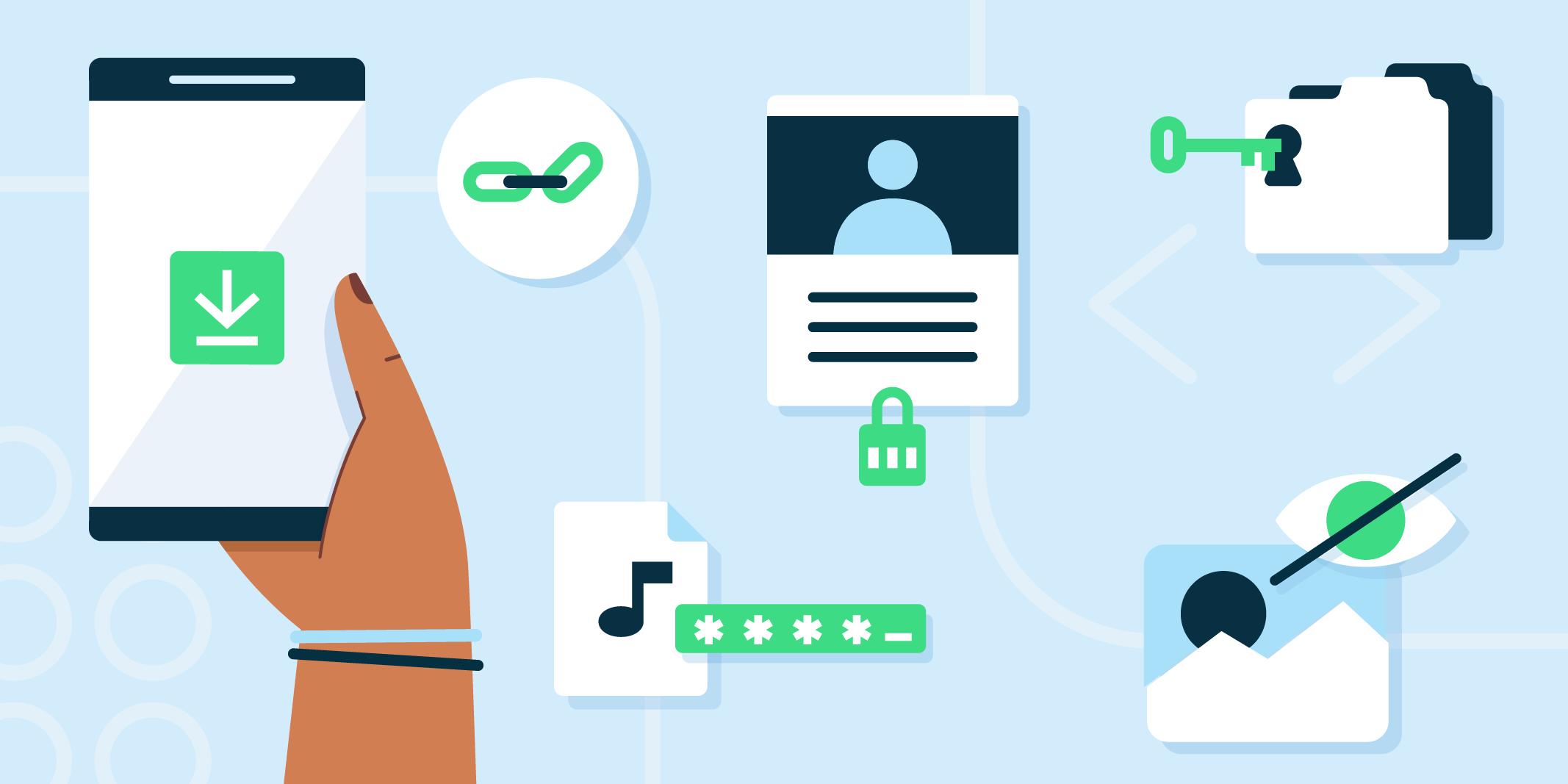 privasi data Play Store yang baru