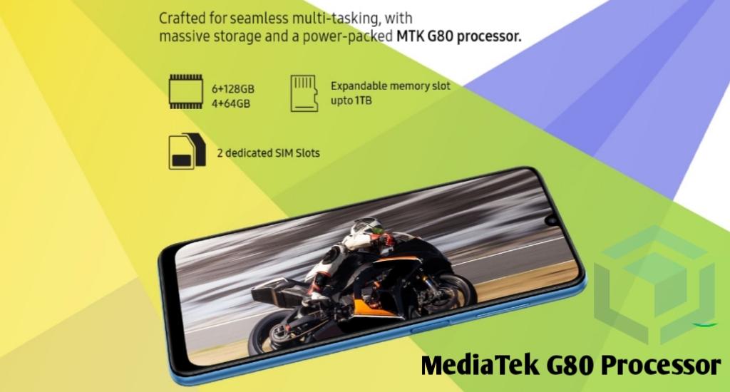 Samsung Galaxy F22 resmi hadir dengan SoC Helio G80
