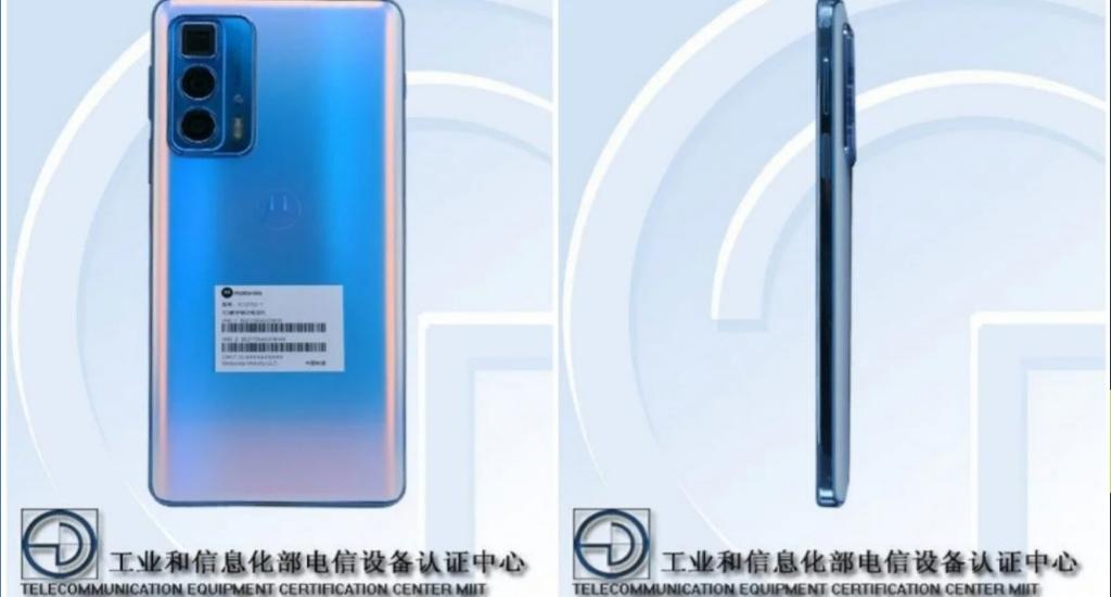 Spesifikasi Motorola Edge 20 Series muncul pada daftar TENAA
