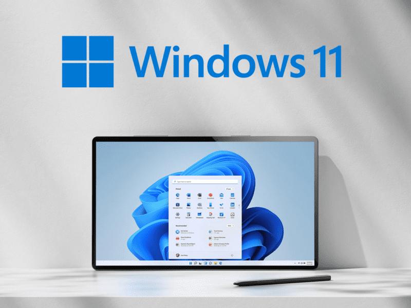Instalasi Windows 11 di perangkat komputer lama