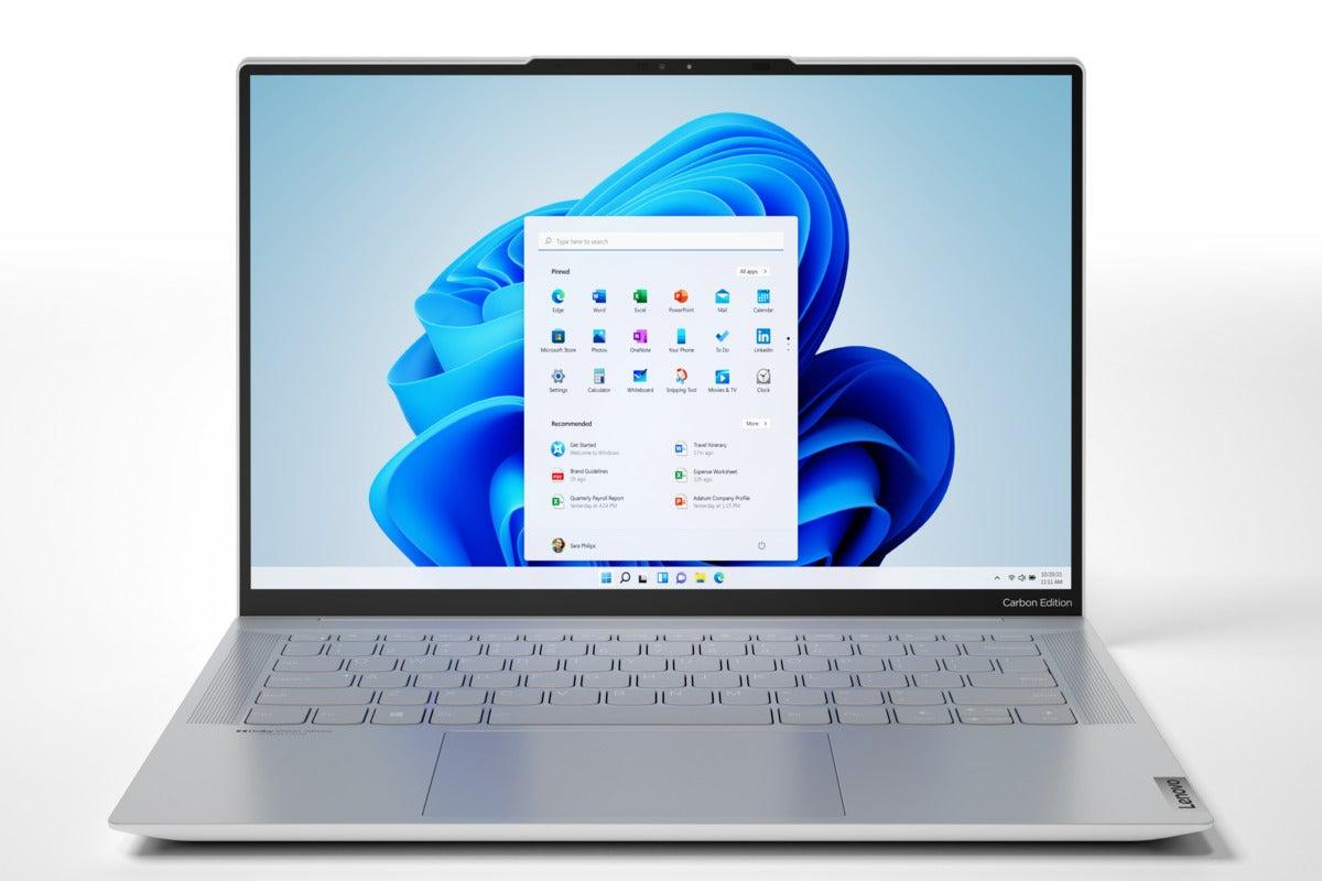Laptop Lenovo Windows 11
